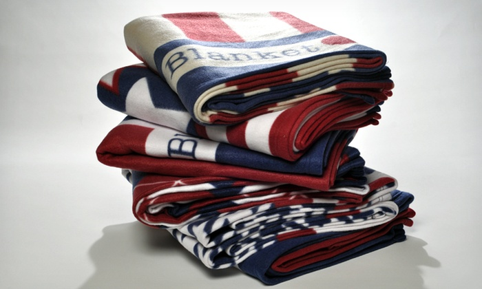 Americana Printed Microplush Throws: $12.99 for Americana Printed Microplush Throws ($50 List Price). Six Styles Available. Free Returns.
