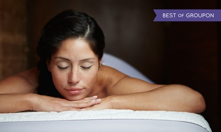 Pamper Package with Three Treatments from Schmoo by the sea at Hilton Brighton Metropole