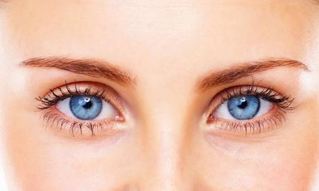 Wertgutschein über 1698 € anrechenbar auf eine Laserkorrektur beider Augen in der Praxis Dr. med. Ge
