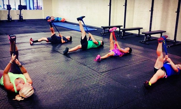 CrossFit No Quarter - Roswell: 5 or 10 CrossFit Kids Classes at CrossFit No Quarter (Up to 58% Off)