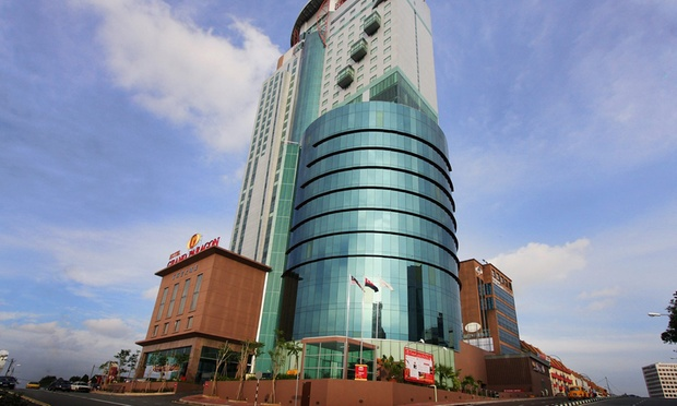 Grand paragon hotel johor bahru with breakfast johor bahru 2d1n stay Public swimming pool in johor bahru