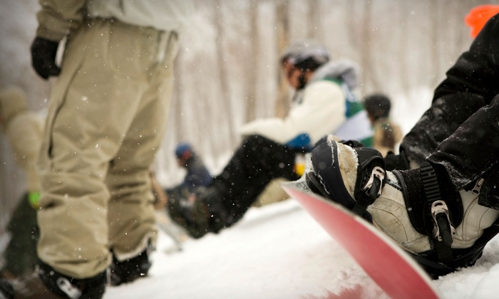 Royal Board Shop - Bridgeland: $25 for Skis or Snowboard Tune-Up with Follow-Up Scrape at Royal Board Shop ($50 Value)