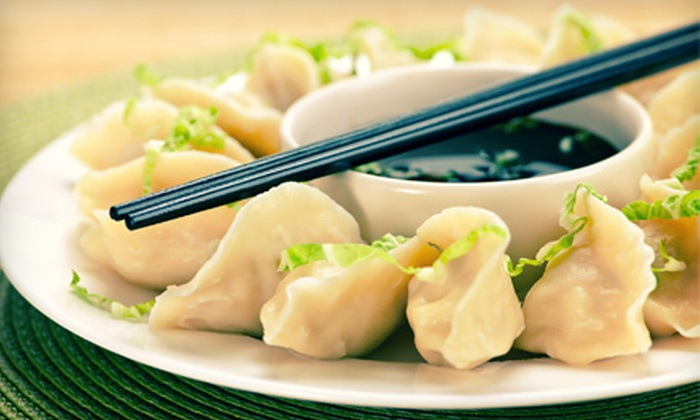King of Dumplings - Newark: $15 for $30 Worth of Chinese Food and Drinks for Dinner at King of Dumplings