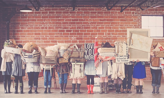 Vintage Market Days - St. Louis: $10 for Two Three-Day Passes to Vintage Market Days on October 9–11 ($20 Value)