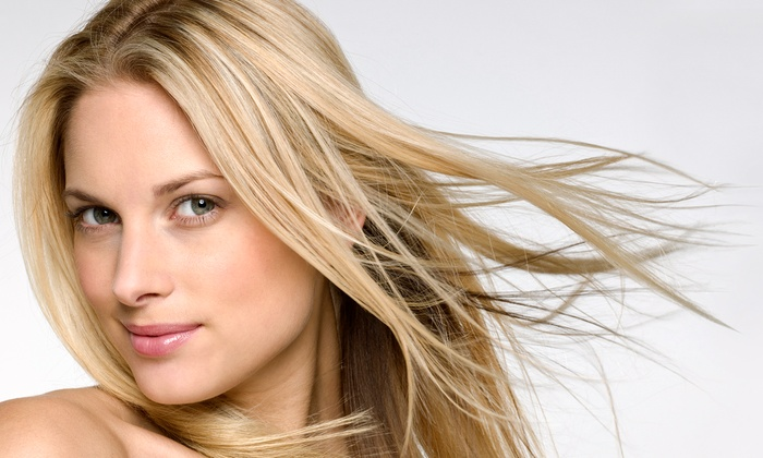 Meno Michael Salon & Spa - Laguna Niguel: Haircut and Conditioning with Optional Color or Partial or Full Highlights at Meno Michael Salon & Spa (Up to 76% Off)