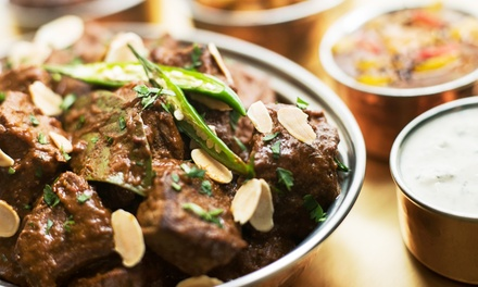 Indian Cuisine for Two at Apna Masala Indian Cuisine (50% Off)