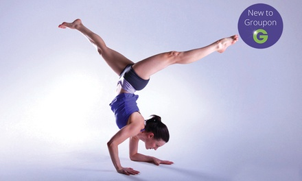 stretch out unlimited yoga  yoga door  groupon