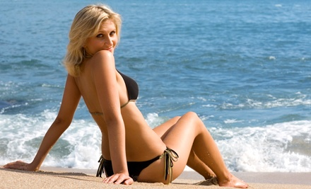 One or Three Custom Airbrush Tans at Spa MD Consultants (Up to 53% Off)