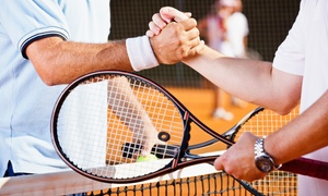 Lakewood Park Tennis Center: Tennis Classes for One or Two People at Lakewood Park Tennis Center (Up to 46% Off)