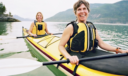 Guided Nature Tour for Two on Kayaks from Sea Monkeys Watersports (Up to 50% Off)