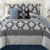 5-Piece Reversible Comforter Sets