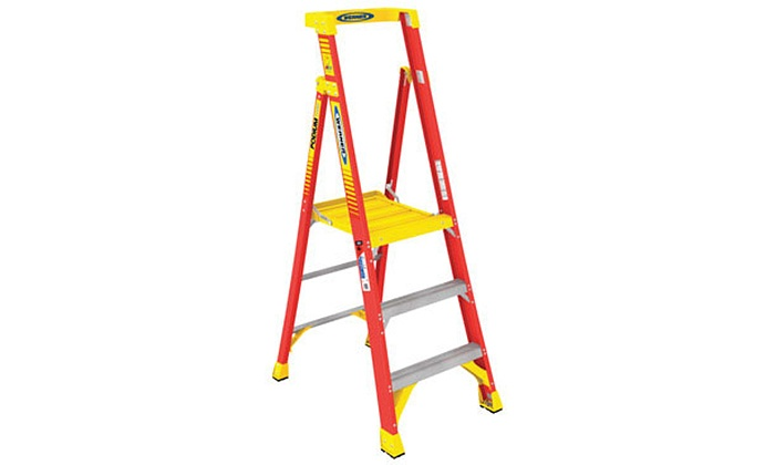 Gordon's Ace Hardware - In-Store Pickup: $25 for a Three-Level Stepladder with In-Store Pickup at Gordon's Ace Hardware ($159.99 Value)