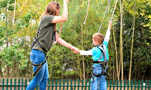 Family Fun Park: Mini Golf and Access to High Ropes Course at Family Fun Park (Up to 53% Off)