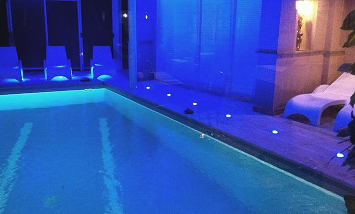 Fiuggi, Hotel Squarciarelli: 1 o 2 notti in camera doppia con colazione, 1 cena e 1 accesso spa per 2 persone