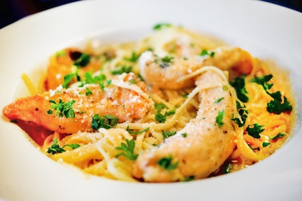 Comfort Food at Brothers Taverna (Up to 47% Off)