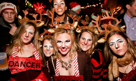 One or Two Tickets to DC Santa Crawl 2018 on December 8 (Up to 38% Off)