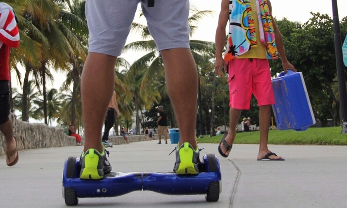 Miami Hoverboard - Miami: $31 for $45 Worth of Segway Rental — Miami Hoverboard