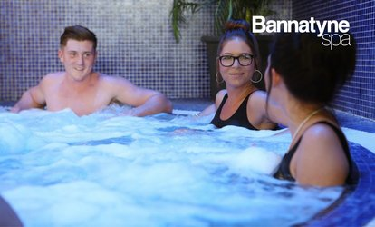 image for Spa Day for Two at Bannatyne's Health Club, Multiple Locations