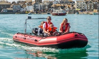 45-Minute Self-Drive Motorboat Hire for Six from Kernow Boats (30% Off)