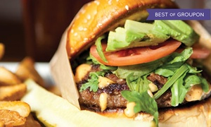 Crooked Pint Ale House: $22 for $40 Worth of Pub Food and Drinks at Crooked Pint Ale House