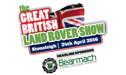 The Great British Landrover show