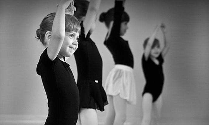 Encore Studio - Westchester Commons Shopping Center: $129 for a One-Week Dance Camp at Encore Studio ($275 Value). Seven Options Available.
