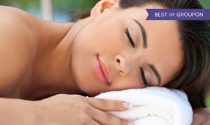Tea Spa: Signature or Swedish Massage for an Individual or Couple at Tea Spa (Up to 41% Off)