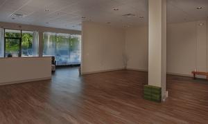 Erica Lee Baker Yoga Studio: Four Weeks of Unlimited Yoga Classes at Erica Lee Baker Yoga Studio (51% Off)
