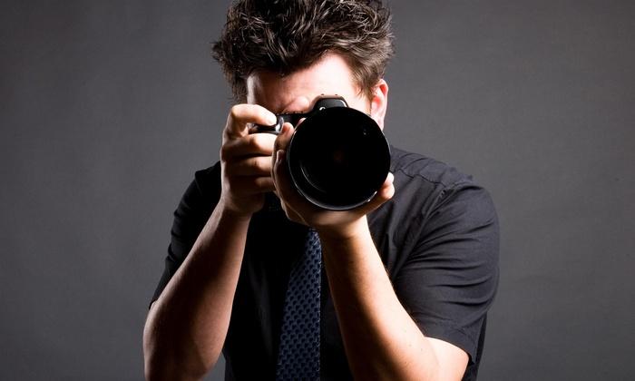 Lorenzo Cuevas Photography - North Central: 50% Off HeadShot Photography Session at Lorenzo Cuevas Photography
