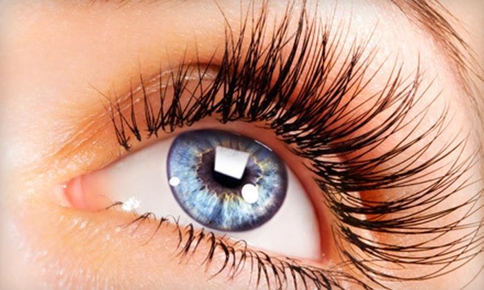 Luminous Spa Studio - San Carlos: Eyelash Extensions and Hand Massage with Option for Brow Wax at Luminous Spa Studio (56% Off)