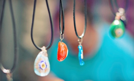 90-Minute Fused-Glass-Pendant Class for 1 (a $30 value) - Smashing Times in Dallas