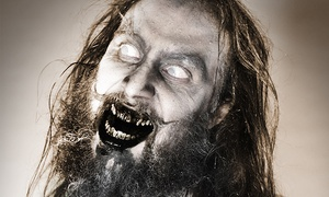 The Slaughter Haunted House: General or VIP Entry to the Three Haunted Attractions at The Slaughter Haunted House (Up to 33% Off)