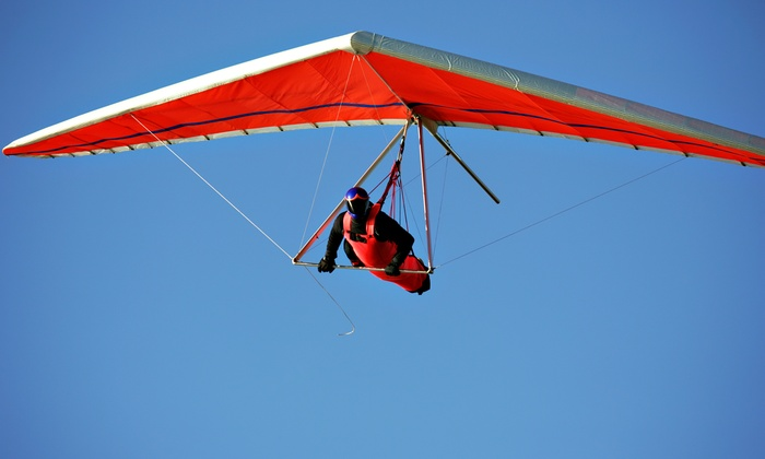 Great Lakes Hang Gliding - Great Lakes Hang Gliding: One or Two Groupons, Each Good for a Tandem Hang Gliding Experience from Great Lakes Hang Gliding (45% Off)