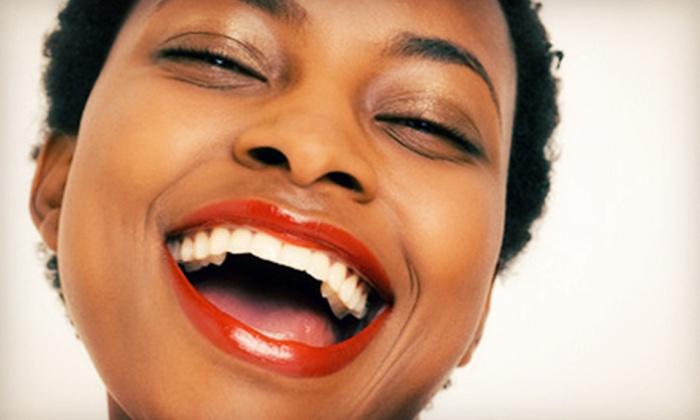 Splash Tan - Georgetown: $39 for Teeth Whitening at Splash Tan ($125 Value)