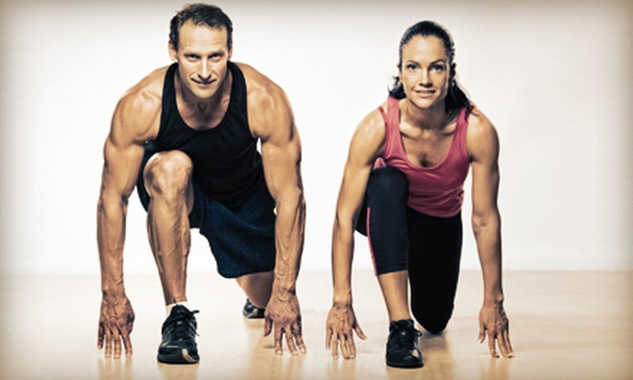 J's Fitness - University District: Personal Training or One Month of Unlimited Private Boot Camps for One or Two at J's Fitness (Up to 81% Off)