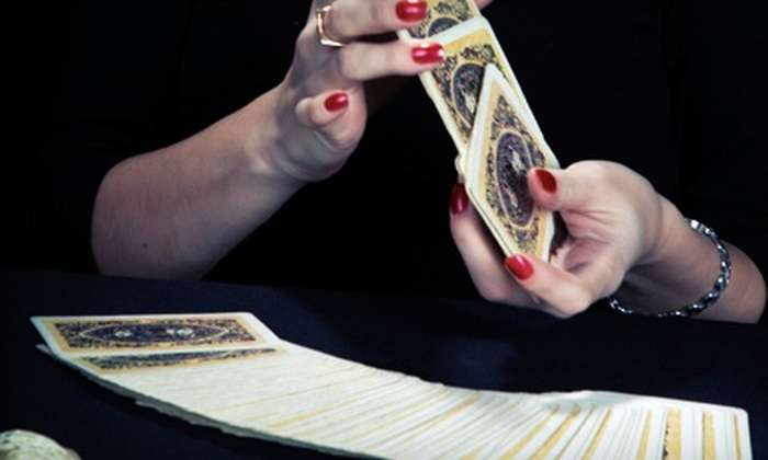 Heart Works - Old North Sacramento: 60-Minute Tarot-Card and Numerology Reading or 60-Minute Numerology Reading from Heart Works (Up to 53% Off)