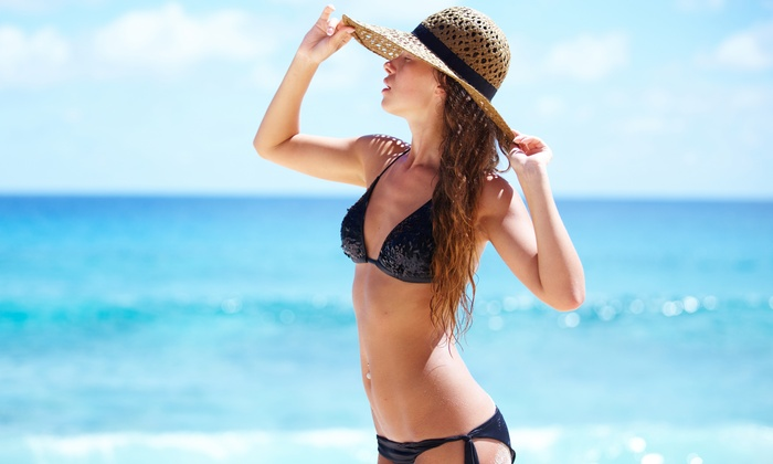 Eydie Anne the Esthetician - Dermaluv Skin Care: One or Two Airbrush Tans from Eydie Anne the Esthetician (Up to 51% Off)