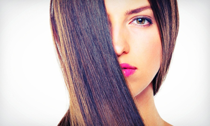 Sona Bella Salon and Day Spa - West Ansonia: One, Two, or Three Keratin Complex Hair-Smoothing Treatments at Sona Bella Salon and Day Spa in Shelton (Up to 76% Off)