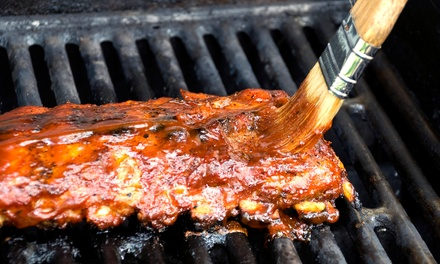 Admission for Two or Four on Friday, Saturday, or Sunday at Ribs, Pigs & Watermelons (Up to 51% Off)