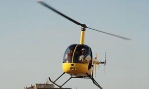 ELI-GHIBLI Helicopter Services: Esperienza di volo in elicottero con corso e prova pilotaggio con istruttore da ELI-GHIBLI Helicopter Services