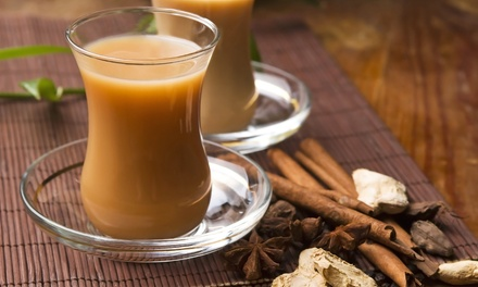 Make and Drink Indian Masala Chai with an Experienced Brewer