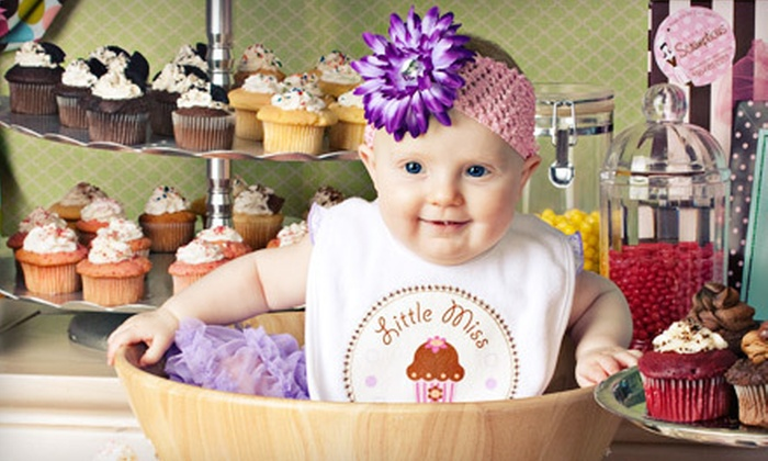 Sweetly Scrumptious - Wichita: One or Two Dozen Cupcakes at Sweetly Scrumptious (Up to 53% Off)