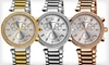 Akribos XXIV Women's Multifunction Bracelet Watches: Akribos XXIV Women's Chronograph or Multifunction Bracelet Watches (Up to 89% Off). Free Shipping and Returns.