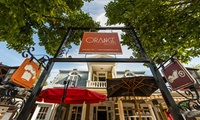 1- or 2-Night Stay with Breakfast and Optional 5-Course Dinner for Two at Orange Bistro (Up to 44% Off)