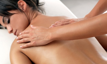 60- or 90-Minute Massage at A Touch of Paradise Massage (Up to 60% Off)
