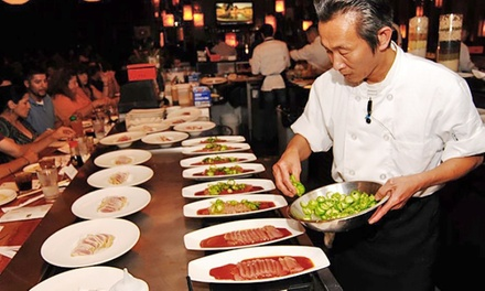 Sushi Chef Reality Show Competition Event for 1, 2, or 4 from Sushi Smackdown Orange County Area (Up to 49% Off)