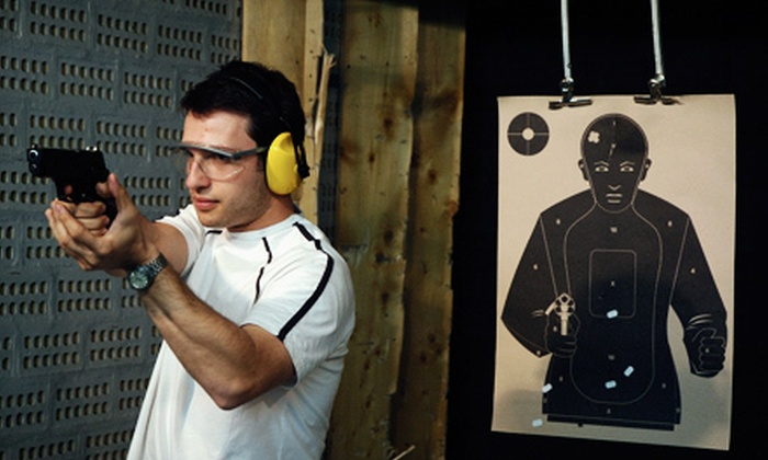 Wright To Bear Arms - Tallahassee: Shooting-Range Experience for One or Two at Wright To Bear Arms (Up to 57% Off)