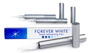 $19.99 For A Three-pack Of Professional Teeth-whitening Pens From Dazzlingwhitesmileusa ($117 Value)