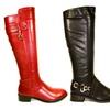 Henry Ferrera Women's Knee-High Riding Boots