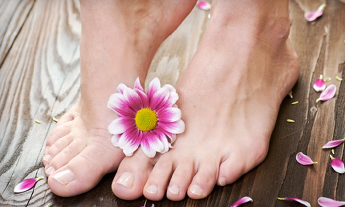 Corbit Laser Skin Care - Eagle Creek: Laser Toenail-Fungus Removal for One or Both Feet at Corbit Laser Skin Care (Up to 75% Off)